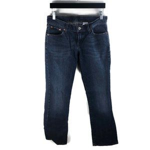 Lucky Brand Mid Rise Flare Length Jeans 06/28